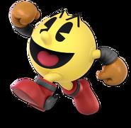 Art Pac-Man noir Ultimate