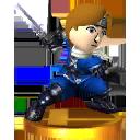 Trophée Epéiste Mii alt 3DS
