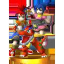 Trophée Fossil Fighters héros 3DS
