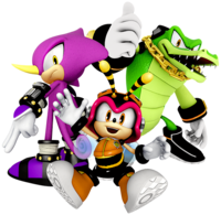 Art Chaotix Channel