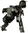 Art Metal Gear REX MGS4