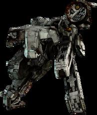 Art Metal Gear REX MGS4