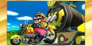 Félicitations Wario 3DS Classique