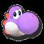 Icône Yoshi violet U