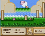 Icone Kirby's Adventure