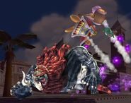 Ganondorf Smash final Brawl 3