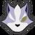 Icône Wolf noir Ultimate