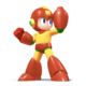 Mega Man Orange SSB4