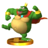 Trophée King K. Rool 3DS