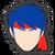 Icône Ike rouge Ultimate