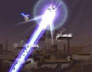 Lucario Smash final Brawl 2