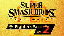 Super Smash Bros. Ultimate Fighters Pass 2