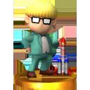 Trophée Jeff 3DS