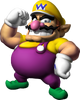 Wario Artwork - Mario Party 7