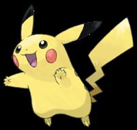 200px-Pikachu Rojo Fuego y Verde Hoja