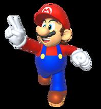 Improved N64 Era Mario by thiscgidude
