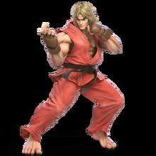 Super Smash Bros. Ultimate - Character Art - Ken