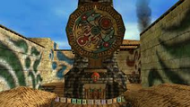 Torre Del Reloj De Termina