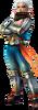 Impa Hyrule Warriors Artwork