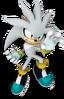Silver the Hedgehog artwork