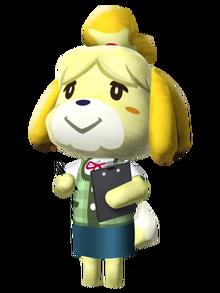 Canela en Animal Crossing New Leaf