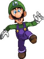 SSF2 Luigi (early)