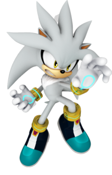 Sonic Channel 3DSilver