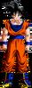 Goku de SuperGodeta2000