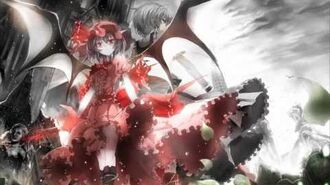 Senya - Opposite World - Remilia Scarlet (Septette for the Dead Princess)