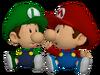 Baby Mario 26 Baby Luigi