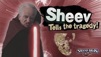 Smash Bros Lawl Character Moveset - Sheev