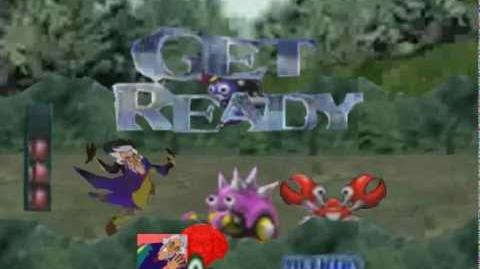Smash Bros Brawl Subspace Emissary - Final Forest