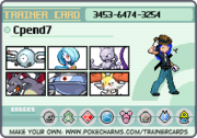 Cpend Pokemon ID