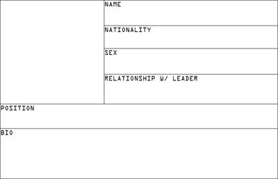 Team sv33 license template