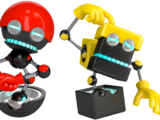 Orbot & Cubot