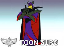 Zurg Buzz Lightyear of Star Command SBL EX Intro