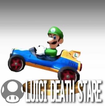 Luigi Death Stare World Of Smash Bros Lawl Wiki Fandom