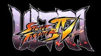 Ultra Street Fighter IV - Main Menu A Theme