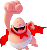 Captain Underpants fly 1