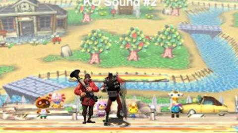 Super Smash Bros Brawl Custom Moveset - Soldier
