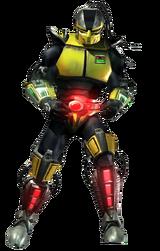 Cyrax (Deadly Alliance)