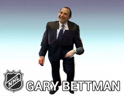 Gary Bettman SBL EX Intro