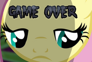 Game Over Fluttershy