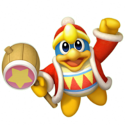 250px-King Dedede (Kirby's Return to Dream Land)