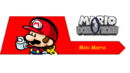Mini Mario New HUD
