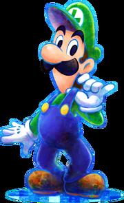 Dreamy Luigi