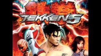 Tekken 5 OST - Character Select (Who's afraid of...)