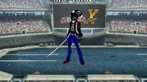 Smash bros Lawl X Character Moveset - Agito90