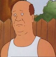 King of the Hill Bill