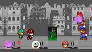 Dreamy Mario Up B